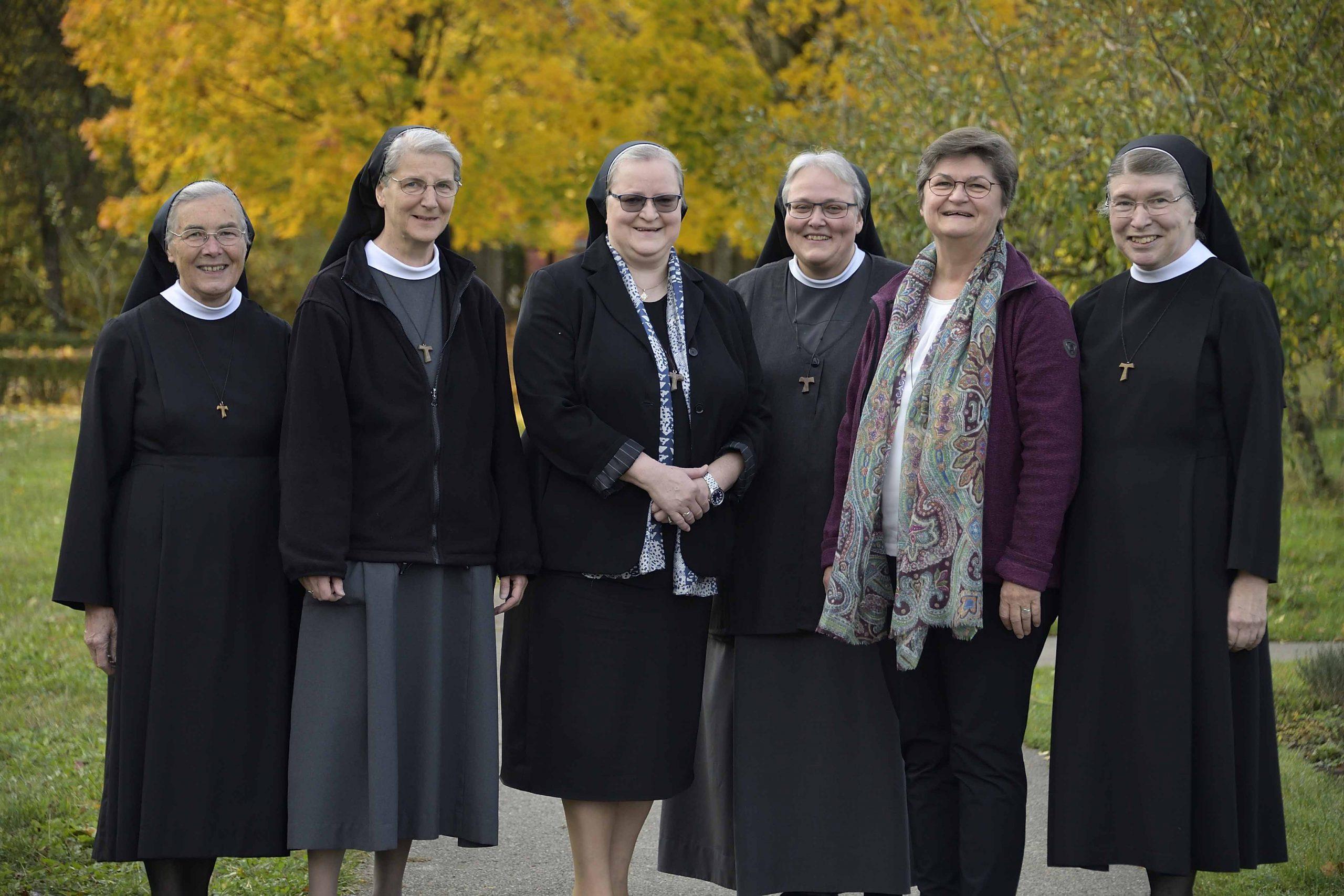 Franziskanerinnen von Vöcklabruck - Generalleitung