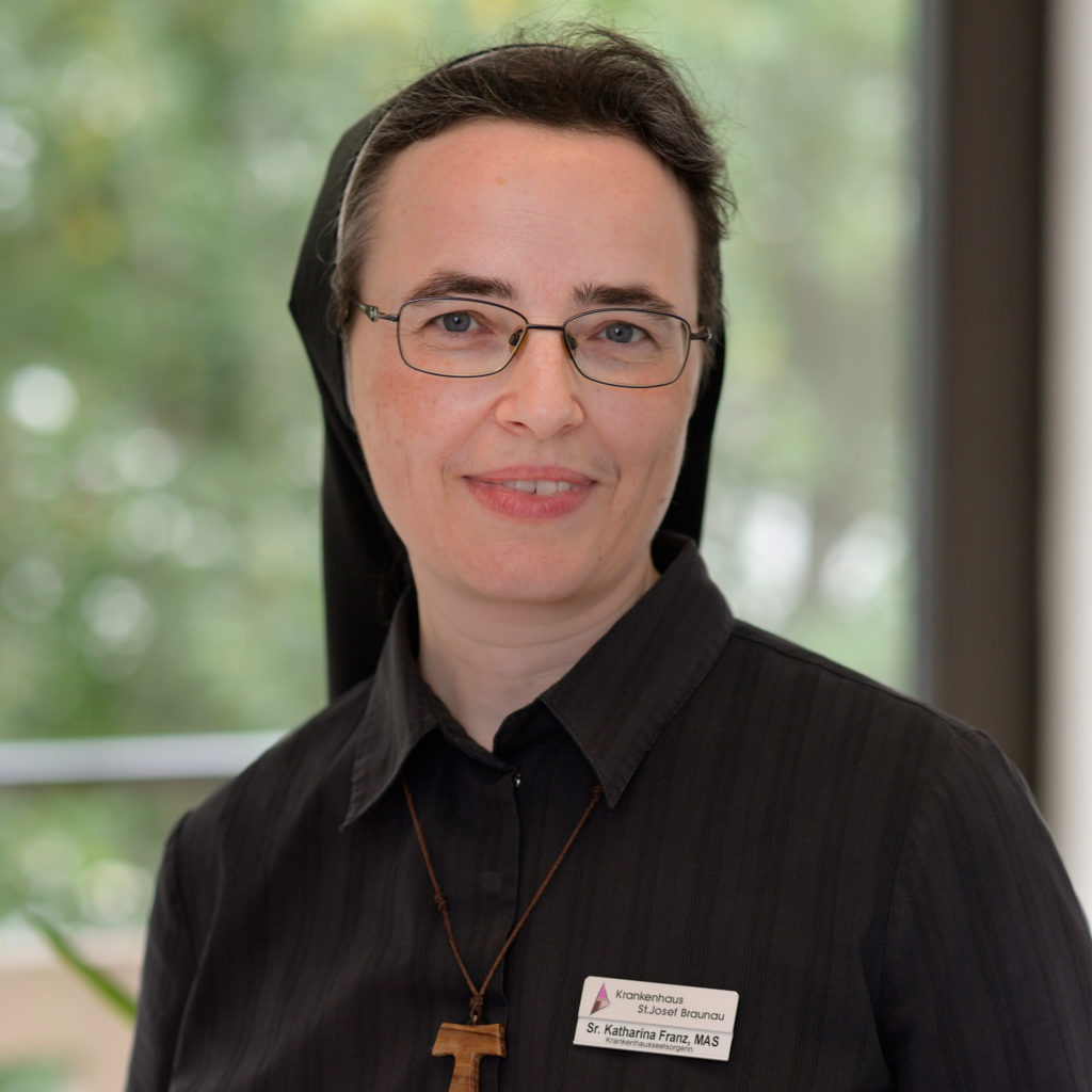 Sr. Katharina Franz (c) Fischbacher