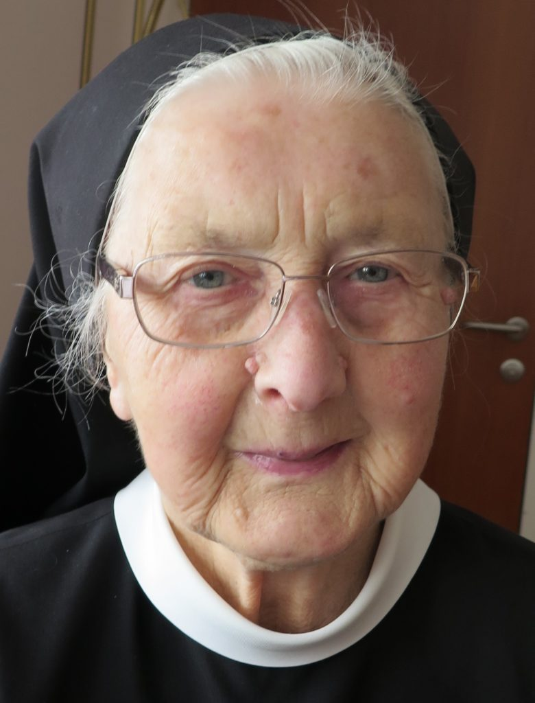 Sr. Verekunda - Barbara Fellinger