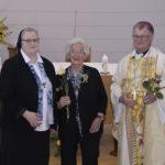Ihre 70jährige Profess feierte Sr. Adelgund Heininger.