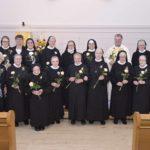 Professfeier 2020 der Franziskanerinnen von Vöcklabruck
