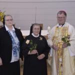 Ihre 65jährige Profess feierte Sr. Firmina Reitmaier.