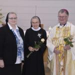 Ihre 40jährige Profess feierte Sr. Monika Sinzinger.