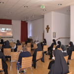 Professfeier 2020 der Franziskanerinnen von Vöcklabruck - Videoübertragung