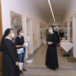 Professfeier 2020 der Franziskanerinnen von Vöcklabruck: Vorbereitungen